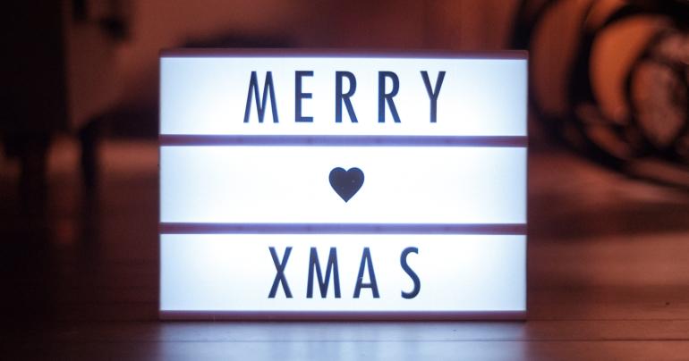 Auguri di Buon Natale….